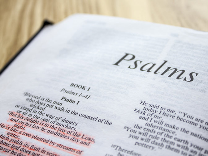 Psalms 1-12 – Pursuing real pleasure